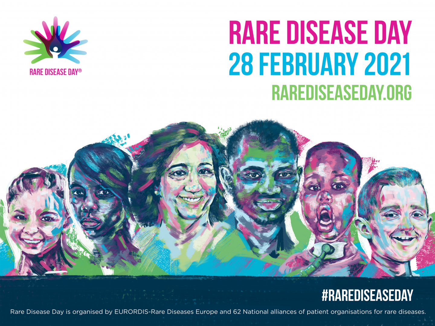 Rare Disease Day and Rare Across America: 2021 Image