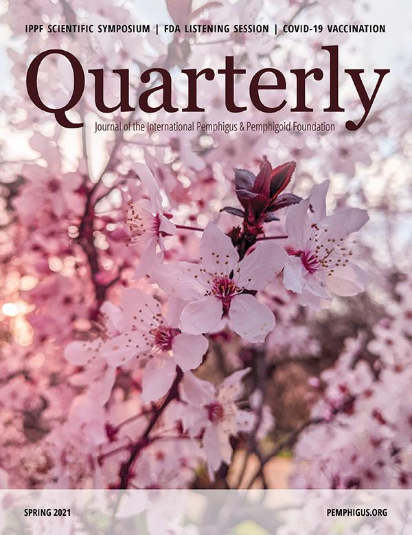 Spring 2021 Quarterly Cover